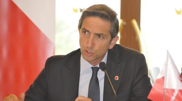 Vodafone'den 2 Yılda 2 Milyar Tl'lik Yatırım