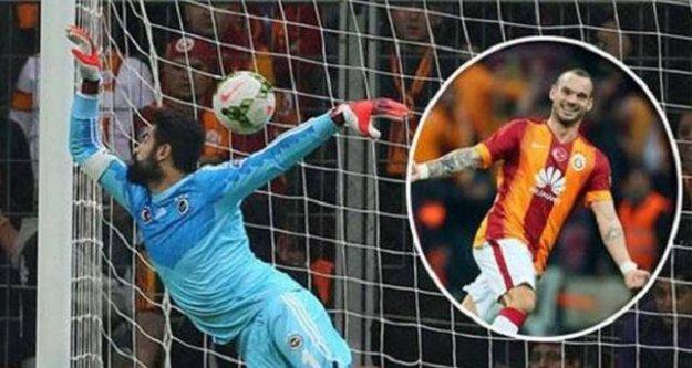 Volkan'dan flaş Sneijder itirafı...