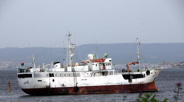 Vukuatlı Gemiye Seyir İzni