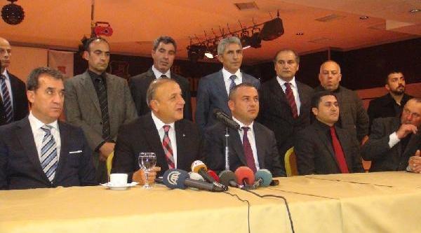 Vural: Başbakan Bu Adana Kavasini Kendine Müsteşar Yapsin