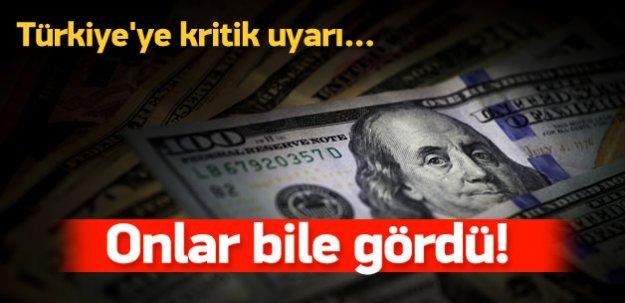 Yabancı ekonomistlerden Türkiye'ye uyarı!