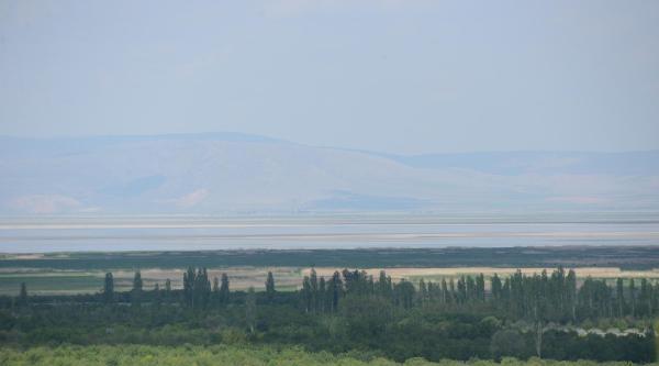 Yağışlar Akşehir Gölü İçin Umut Oldu