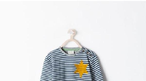 Yahudi Mahkumların Üniformasina Benzetilen Çocuk Tişörtü Tepkiler Üzerine Satıştan Çekildi