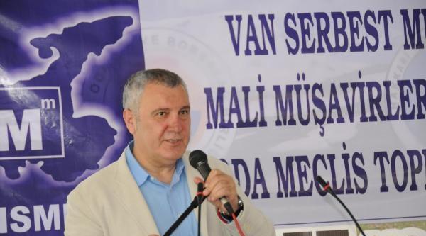 Yahya Arıkan: Savaşın Değil, Barışın Muhasebesini Tutmak İstiyoruz