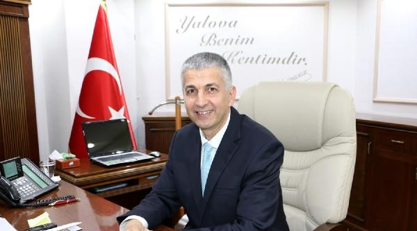 Yalova Belediye Başkan Vekilliğine Ak Parti'li Ömer Aslan Getirildi