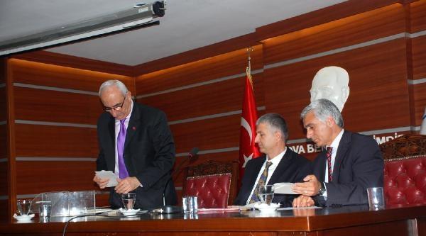 Yalova Belediye Başkanvekilliğine Ak Parti'li Ömer Aslan Seçildi