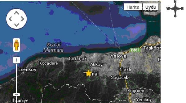 Yalova'da 4 Büyüklüğündeki Deprem Paniğe Yol Açtı (2)
