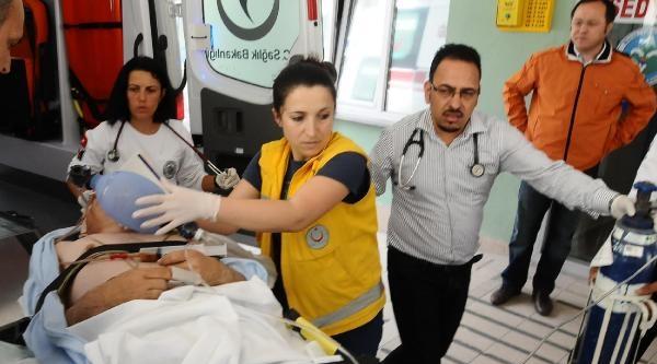 Yalova'da Kalp Krizi Geçiren Sandık Görevlisi Öldü