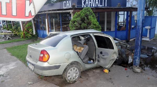 Yalova'da Kaza: 2 Ölü, 3 Yaralı