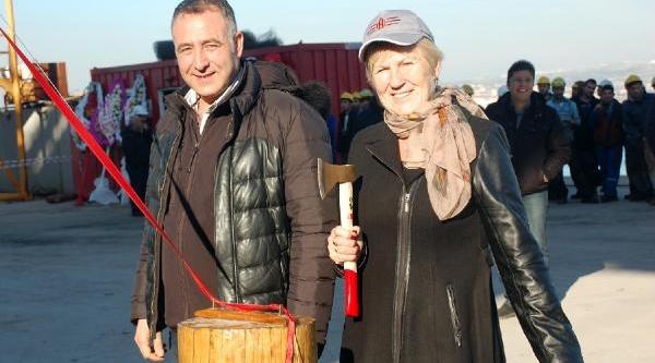 Yalova'da Norveç Için Balik Avlama Gemisi Yapildi