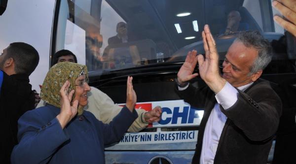 Yalova'da Seçimi Chp Adayı Salman Kazandı (2)