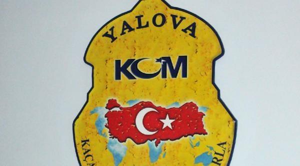 Yalova'da Uyuşturucu Operasyonu: 4 Gözaltı