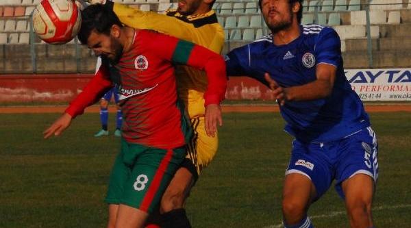Yalovaspor-Orhangazispor: 1-1