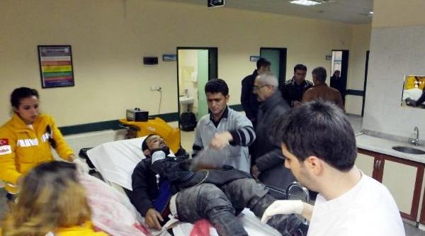 Yarali Suriyeliler Nizip'e Getirildi
