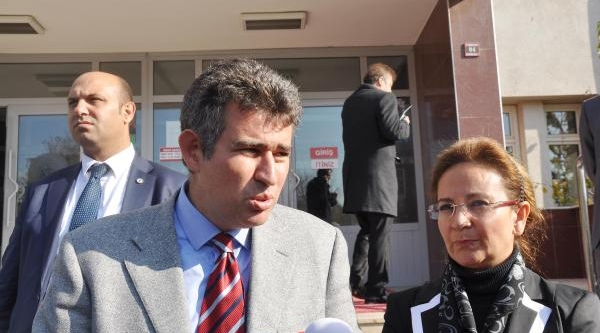 Yargiç Eminağaoğlu'nun Gezi Davasi Kirikkale'de Başladi