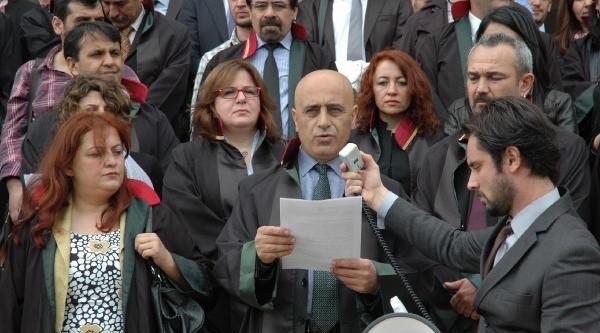 Yargılanan 18 Avukatı 60 Meslektaşı Savundu