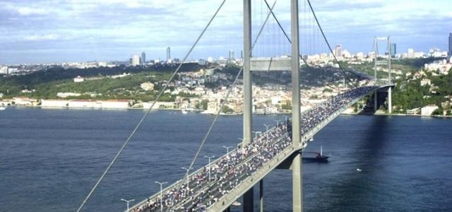 Yarın İstanbul'da trafik duracak!