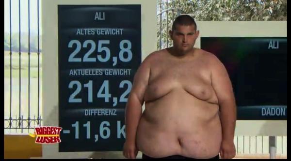 Yarışamaya Katıldı 7 Ayda 90 Kilo Verdi