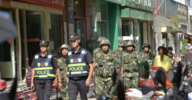 Yasakçı Çin'den Uygur katliamı