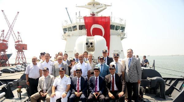 'yaşam' Arama Kurtarma Gemisi Akdeniz'de Göreve Başladı