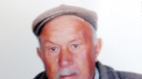 Yaşlı Adam 6 Gündür Kayıp