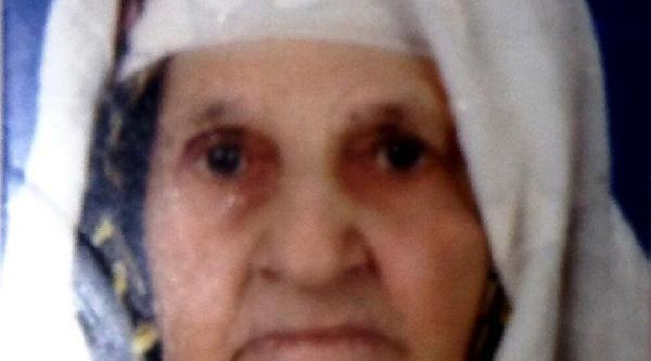 Yaşli Kadin Donarak Öldü