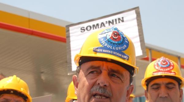 Yatağan İşçileri, Erdoğan'ın Miting Yapacağı Denizli'ye Sokulmadı