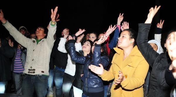 Yatağan'daki Seçimde Gergin Gece