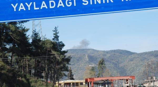 Yayladağı'nın Karşısındaki Keseb Sınır Kapısı Öso'nun Kontrolüne Geçti