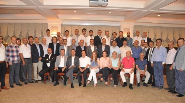Yaysat, Trabzon'da İftarda Buluşturdu