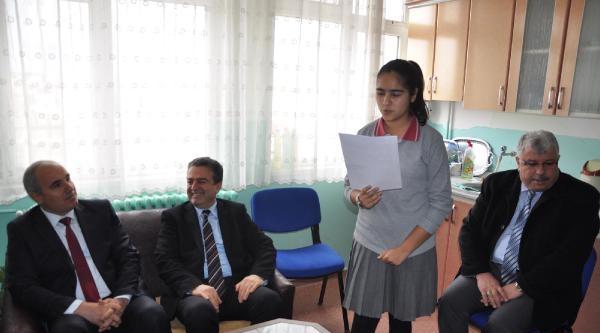 Yazdığı Mektupla Okuluna Teknolojik Destek Sağladı