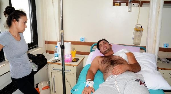 Yeğenini Silahla Yaralayan Amca Tutuklandı
