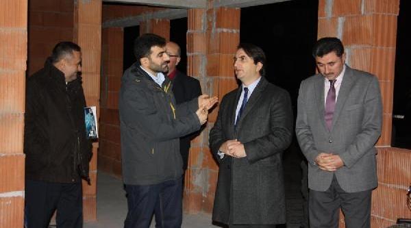 Yeni Başkonsolostan Camii Ziyareti