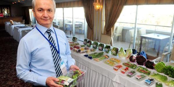 Yeni Bir Iş Firsati: Dilimlenmiş Meyve Sebze