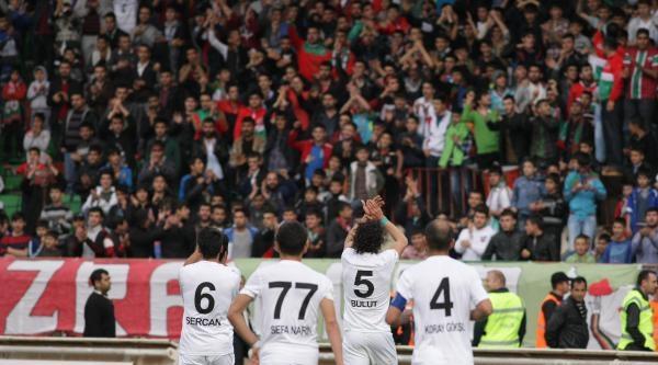 Yeni Diyarbakırspor-kocaelispor : 1-2