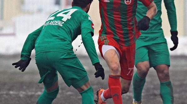Yeni Diyarbakirspor -  Refahiyespor: 2-0