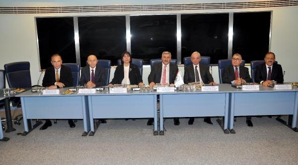 Yeni Havalimani Uygulama Sözleşmesi Imzalandi