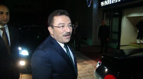 Yeni Istanbul Emniyet Müdürü Vali Mutlu'yu Uğurladi