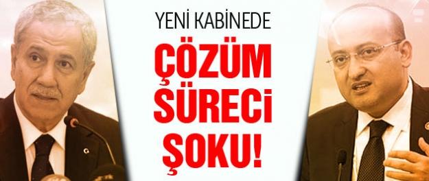 Yeni kabinede Yalçın Akdoğan'a çözüm süreci şoku!