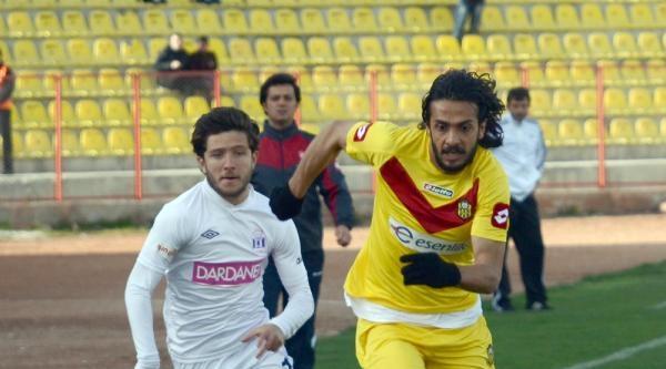 Yeni Malatyaspor - Dardanelspor Fotoğrafları