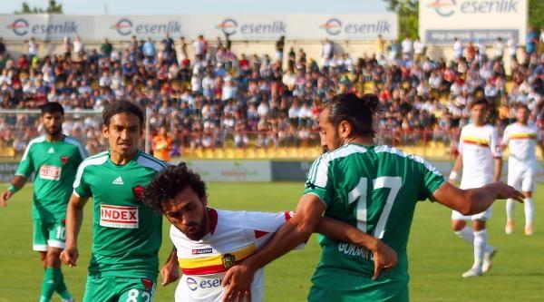 Yeni Malatyaspor - Hatayspor: 1-0