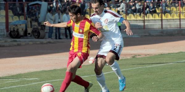 Yeni Malatyaspor - Inegölspor Fotoğraflar