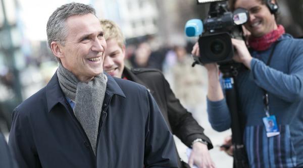 Yeni Nato Genel Sekreteri Norveçli Stoltenberg