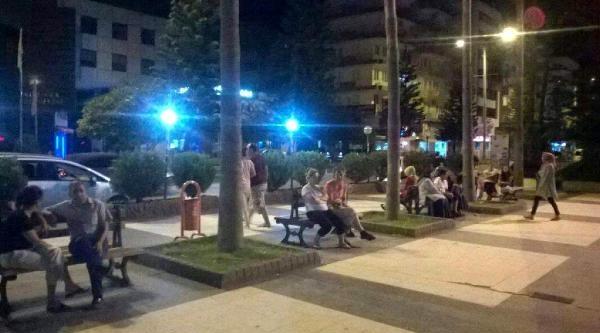 (yeniden) Antalya'da Deprem