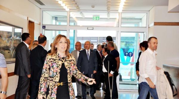 Yeniden /// Chp Genel Başkan Yardımcısı Faruk Loğoğlu: Herkes Gönlünden Ne Koparsa Onu Verecek