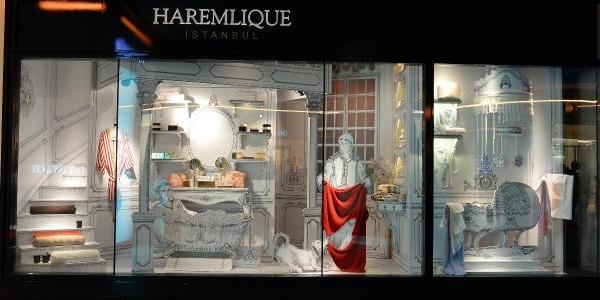 (Yeniden) - Haremlique Istanbul'Un Yeni Mağazasi Zorlu Center'Da Açildi