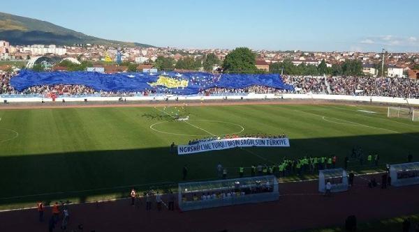 (yeniden) Hazırlık Maçı Kosova-türkiye: 1-6