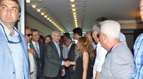 Yeniden /// Kılıçdaroğlu: Her Seçim Öncesi Ne Hikmetse Bu Tür Operasyonlar Yapılıyor