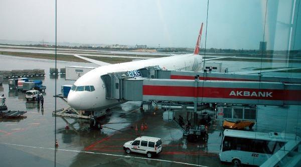 (Yeniden)  - Motoruna Kuş Giren Thy'nin Londra Uçaği Geri Döndü