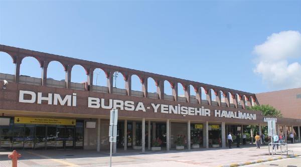 Yenişehir Havalimanı Kargo Binaları Kiraya Verilecek